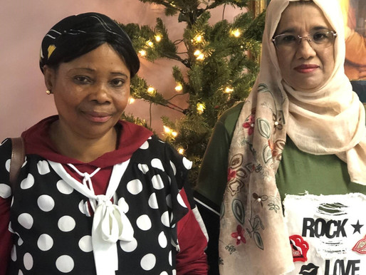 ESOL Students Develop A Friendship To Transcend All Barriers
