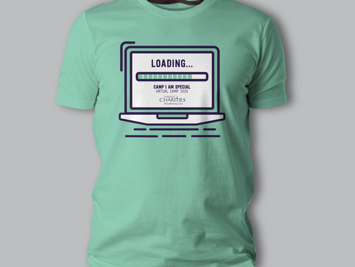 Get your 2020 Camp T-shirt today!