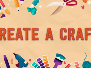 Create A Craft - July 19, 2021