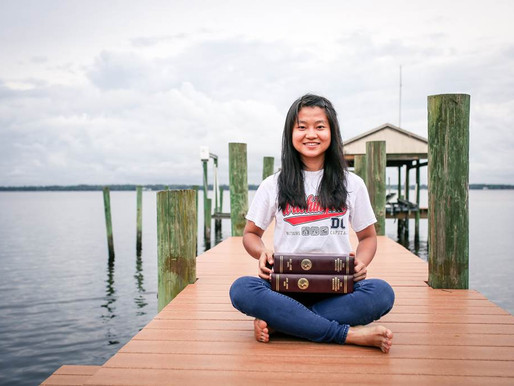 In Their Own Words:                     Moon Ja a Refugee from Burma
