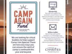 Camp Again Fund