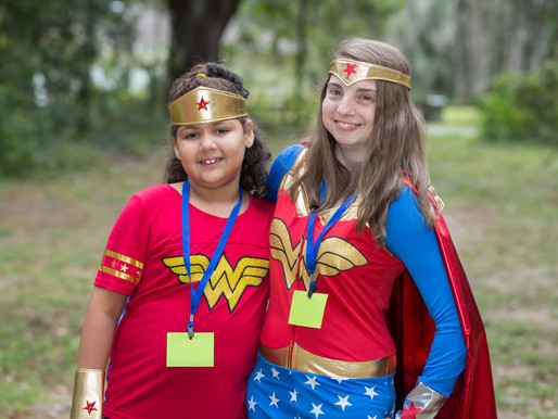 Our Campers are Looking for Superheroes!