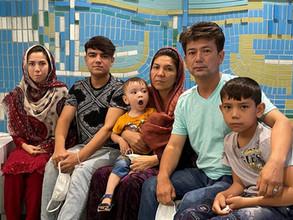 Several Dozen Afghan Refugees Resettle in Jacksonville