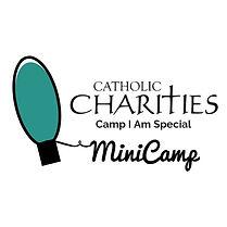 Camp I Am Special- mini camp logo draft.