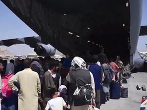 Afghan Refugees to Restart Lives in Jacksonville