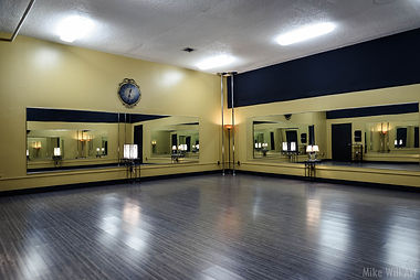 Moveir Dance Studio - Medium Ballroom
