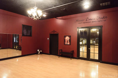 Moveir Dance Studio Small Ballroom