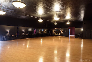Moveir Dance Studio Main Ballroom