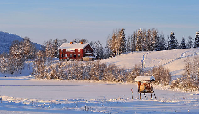 Storsjö-Prästgård-Storsjö-kapell-Härjeda