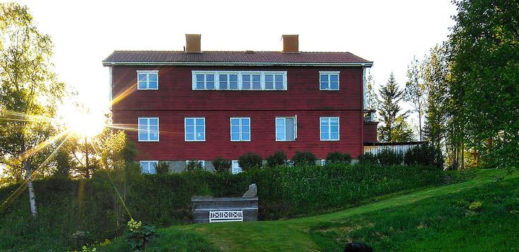 Storsjö Prästgård, Storsjö kapell