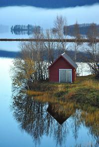 Höstdimma Storsjö Prästgård, Storsjö kapell