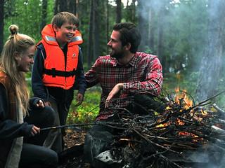 Upplev Storsjö vildmark
