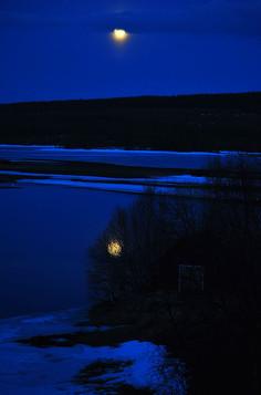 Fullmåne Storsjö Prästgård, Storsjö kapell
