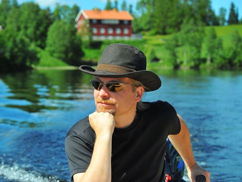 Hyr båt i Storsjön