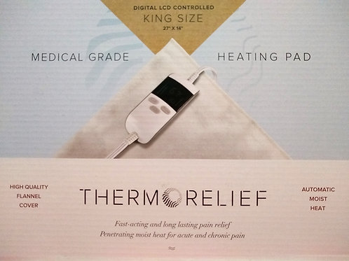 Thermorelief King-Sized Heating Pad