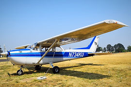 Cessna 2108Y at Twin Oaks