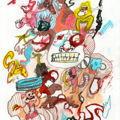 Monkee Sketch #2