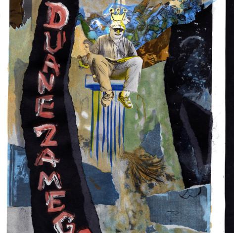 Legendary Duane Zameg