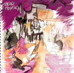 Blood Mansion Sketch