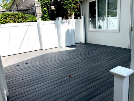 Wood Decks vs. Composite Decks