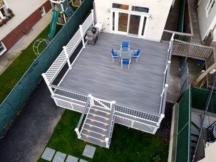 Midwood Attached Deck