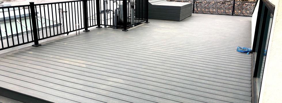 Brownstone Roof Deck