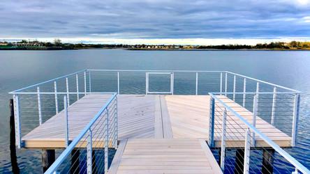 Custom Water Dock