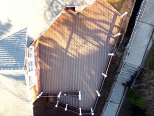 Hollins Raised Deck Remodel