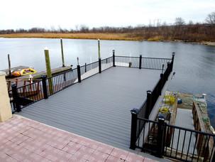 Bay View Deck Addition