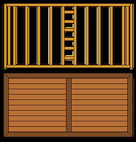 deck divider