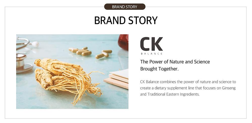 Compound K Brand Story
