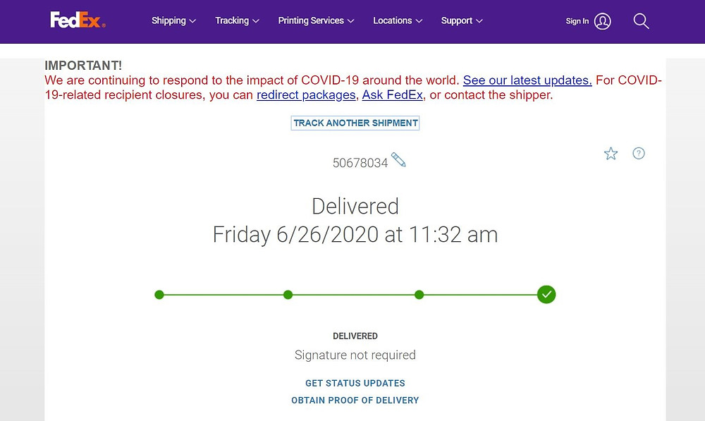 FedEx GCoop