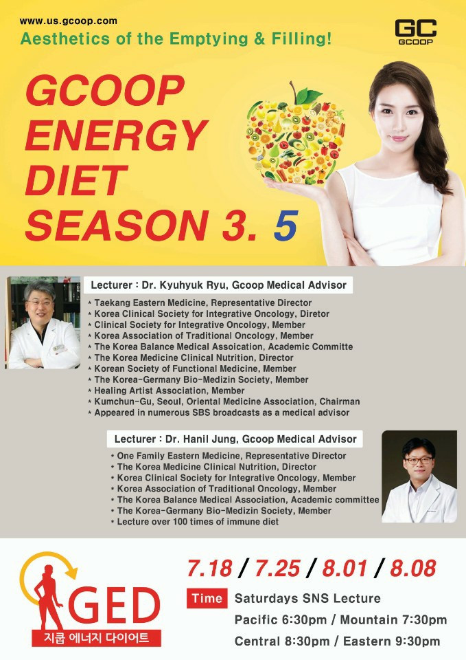 GCoop Energy Diet Season 3