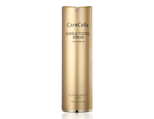 CareCella: Bubble Toc Toc Serum