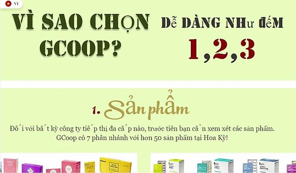 GCoop Vietnam