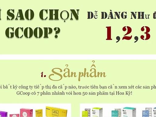 GCoop Vietnam |Vì sao chọn GCoop?
