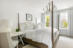 Guest bedroom in neutral tones