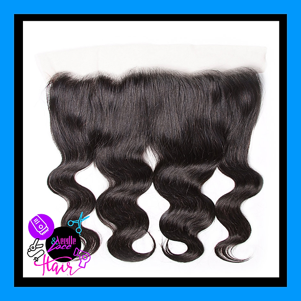Body Wave Transparent Lace Frontal