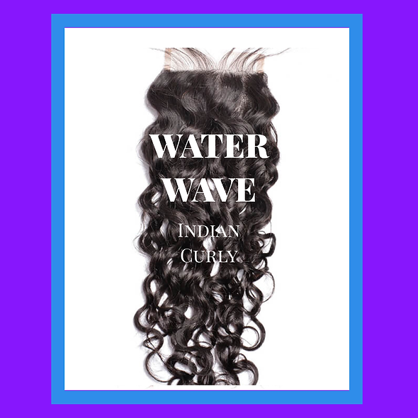 Water Wave/ Indian Curly