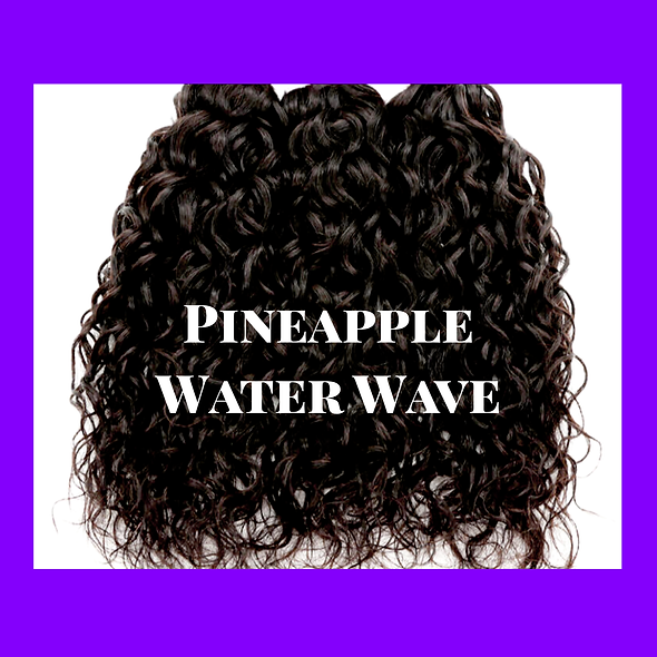Pineapple Water Wave