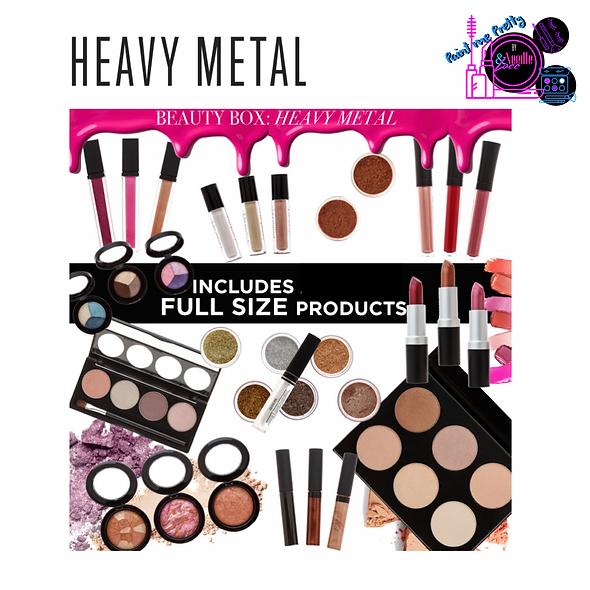 Heavy Metal Beauty Box