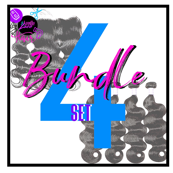 4 Bundle Set