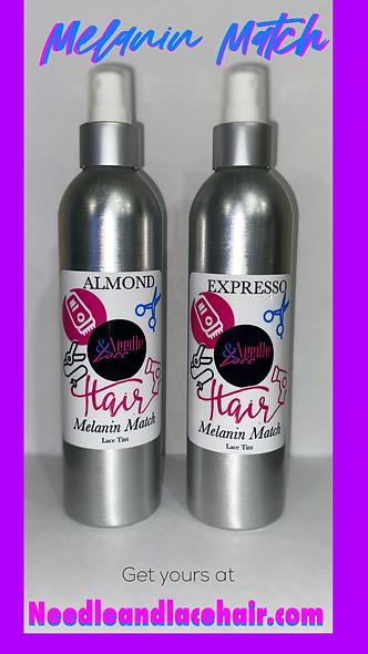 Melanin Match Spray Single Bottle