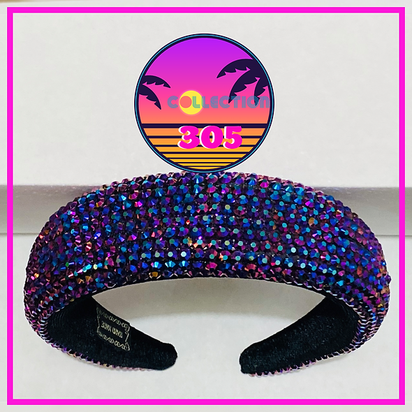 One Color Glam Band