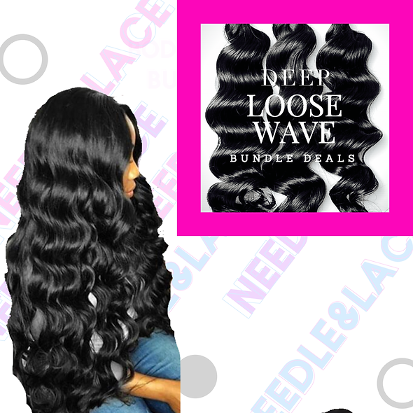 Peruvian Loose Deep Wave