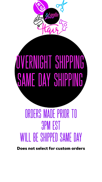 Next Day Priority Express Shipping