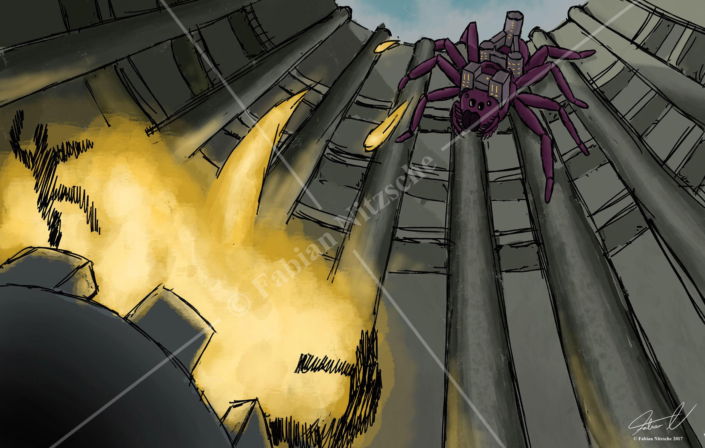 Battleburg concept 3