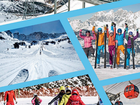 Spaces Available for next Easter's Ski Trip