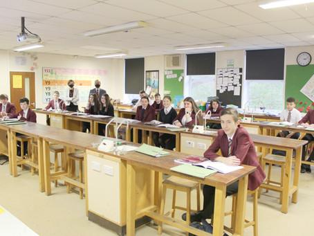 Mr Corrigan's 'Class of the Week'