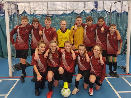 Devon County Futsal Update